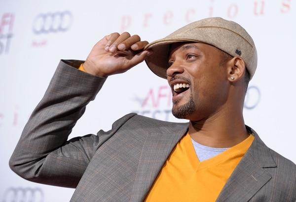 Will Smith utilizó sus redes sociales para agradecer el tema que le dedicó el rapero Joyner Lucas. Fotografía: AFP