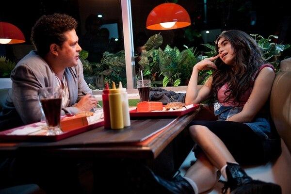 Marco Pérez y Sofía Espinoza son los protagonistas. Foto: Romaly/LN