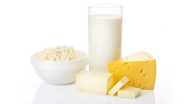 Los lácteos nos aportan el 25 % de la energía que, tanto niños como adultos y mayores, necesitamos.