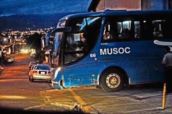 Musoc ofreció devolver el dinero a los usuarios afectados. | ARCHIVO.