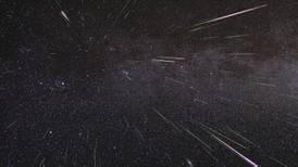 Lluvia de meteoros iluminará el firmamento este fin de semana
