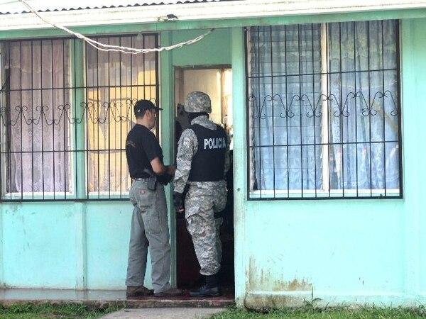En Nájera se detuvo a un sujeto de apellido Castro. | REINER MONTERO GN.