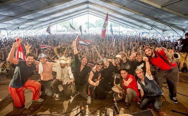 El grupo Sonámbulo Psicotropical realizará muchos ensayos para llegar bien preparados a su debut en el festival texano. Pablo Cambronero para LNEsfuerzo.