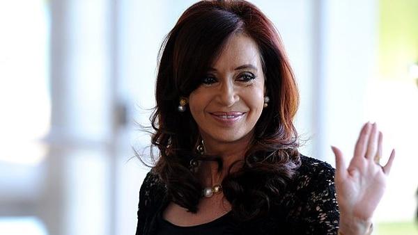 La presidenta argentina, Cristina Fernández, califica a los fondos especulativos de