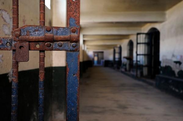 El inmueble se usó como cuartel y también prisión. | PABLO MONTIEL.