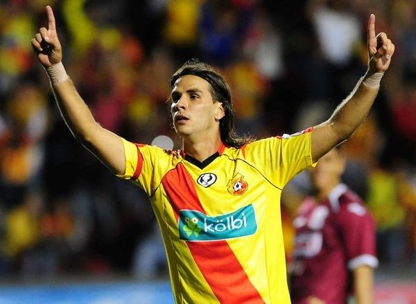 Yendrick Ruiz reconoció que el equipo Kayseri Erciyesspor de Turquía pretende sus servicios.