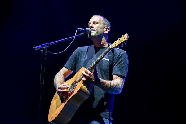 Jack Johnson tiene 44 años y muchos aseguran que su música siempre los pone de buen humor. Foto: Jorge Castillo