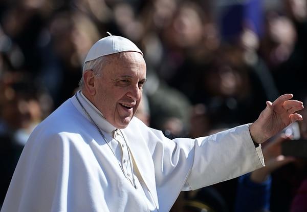 El papa Francisco aseguró hoy que la pena de muerte es el fracaso del Estado de derecho.
