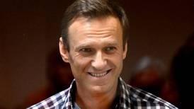 Alexéi Navalni gana premio Sájarov 2021 a la libertad de conciencia