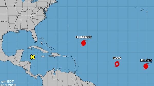 """Huracán Florence es """"extremadamente peligroso"""""""