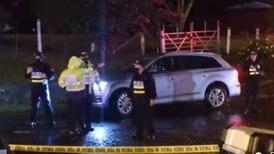 Empresario asesinado a balazos al bajarse de carro en Santa Bárbara de Heredia