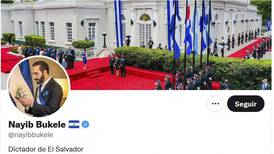Bukele se autodenomina 'Dictador de El Salvador' en su biografía de Twitter