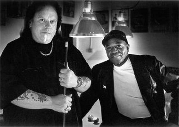 Smokin Joe Kubek & Bnois King vendrán desde Dallas, para el festival. Mauricio Ledezma /LN Internacionales.