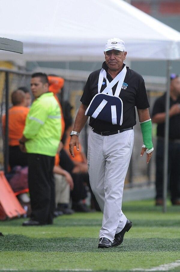 Mario Carrera tomó el banquillo de As Puma en sustitución de Édgar Carvajal.