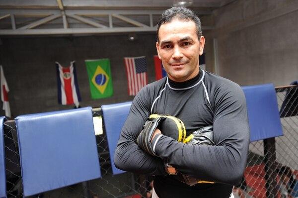 El exboxeador Humberto Aranda, quien hace 28 años representó a Costa Rica en los Juegos de Seúl 1988, considera que David