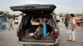 Explosión cerca de escuela en Kabul deja al menos 30 muertos y 52 heridos
