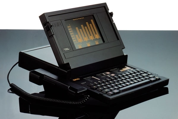 Compass, el primer computador portátil moderno. | AP