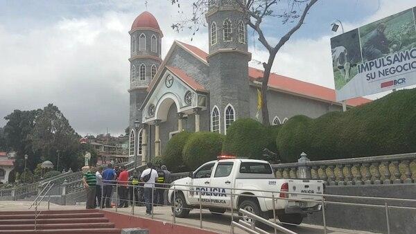 Un menor de 17 años fue detenido por vender droga en Zarcero. Foto: Edgar Chinchilla, corresponsal GN