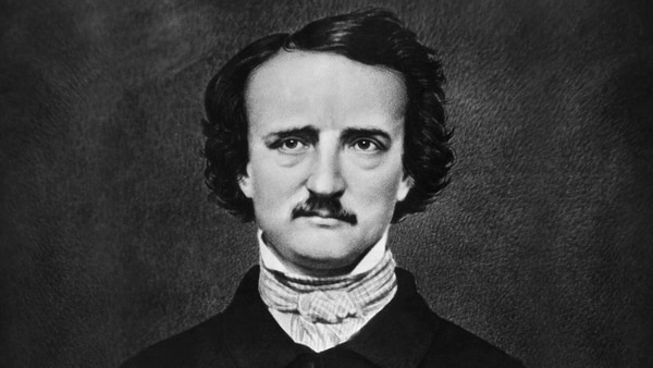 Edgar Allan Poe es considerado como el fundador de la novela policíaca y quien le dio un nuevo aire al género gótico. Fotografía: Wikicommons para La Nación