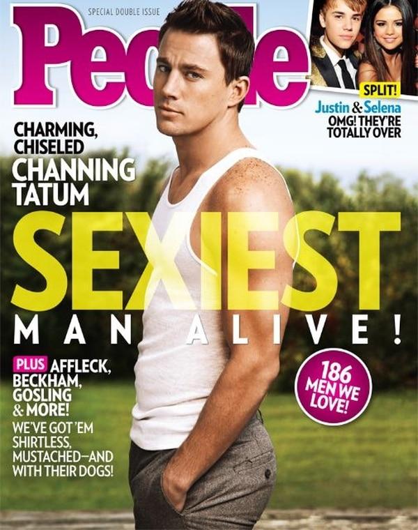 Channing Tatum. | AP