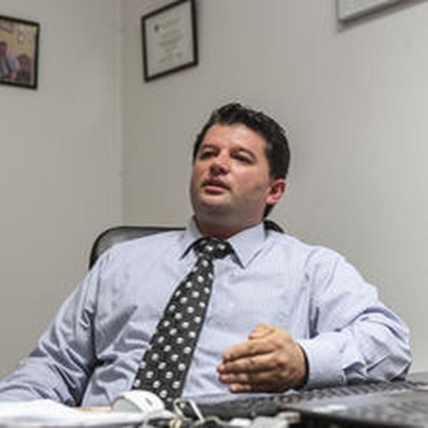 El abogado Hernández dijo que estuvo casi 18 meses en prisión sin que existiera delito.
