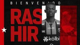 Limón denuncia lo que considera una movida de Alajuelense para evadir derechos de formación de Rashir Parkins
