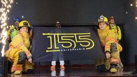¡Héroes ticos! Bomberos protagonizan una miniserie en canal 7
