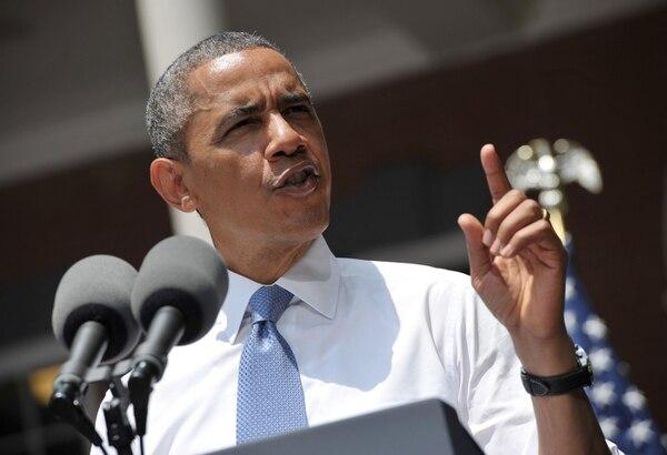 El presidente Barack Obama habla hoy en la Universidad Georgetown, en Washington, sobre el cambio climático.