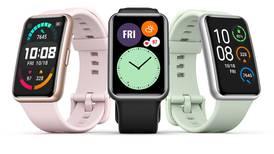Watch Fit: el primer reloj rectangular de Huawei para llevar una vida saludable