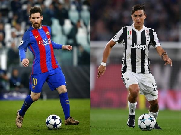 Lionel Messi y Paulo Dybala son las figuras a seguir en el partido de este miércoles.