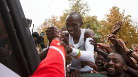 El maratón preparatorio de Kipchoge para Tokio ya tiene lugar y fecha