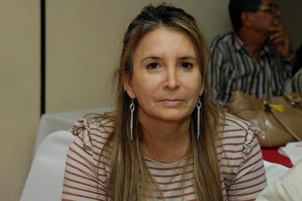 Liliana Valverde Salas aspiraba a una curul por Limón. | GESLINE ANRANGO