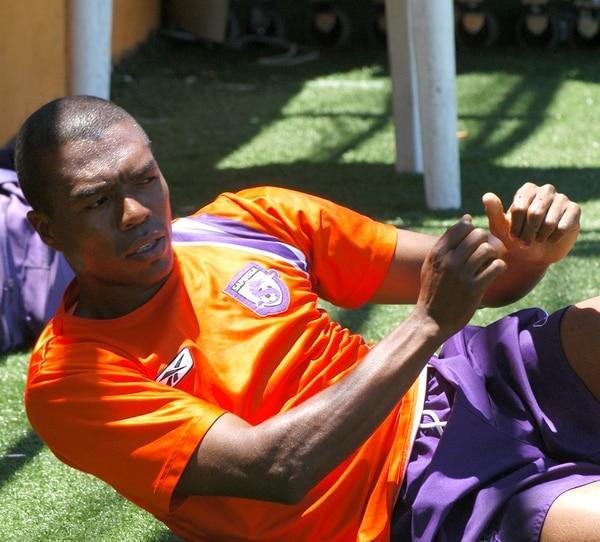 Reynaldo Parks jugó en clubes de Costa Rica, Guatemala y México.