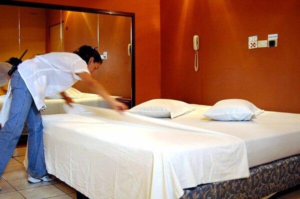 Los hoteles de paso reciben más clientes en fechas especiales, según datos de la ANEM.