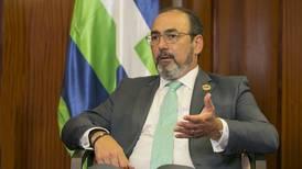 Sergio Díaz-Granados, presidente del CAF: Contribuiremos con proyectos verdes y economía circular