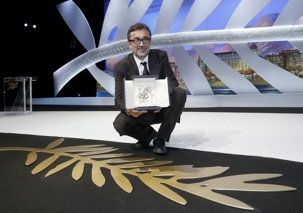 El director turco se llevó la Palma de Oro por
