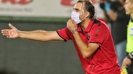 Al Alajuelense de Andrés Carevic se le ponen cuesta arriba las finales en 30 minutos