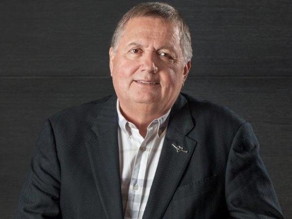 Hernán Rincón tenía tres años en el cargo de presidente ejecutivo de Avianca. Foto: cortesía de Avianca