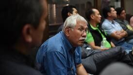 Expresidente de Guatemala dirigió emporio criminal