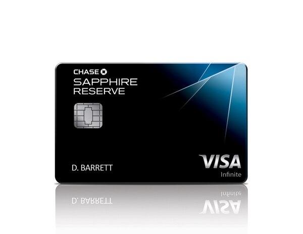 La tarjeta Chase Sapphire Reserve se ha convertido en la más deseada del mercado en tan solo dos semanas. Su cuota anual es de $450.