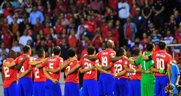 Costa Rica vs. Jamaica