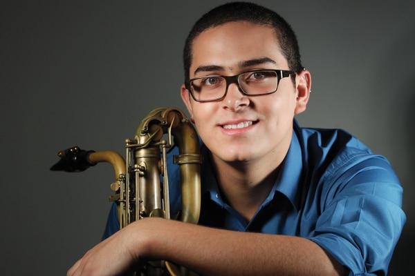 El saxofonista Andrés Lizano participará como solista en el II Honduras Sax Festival.