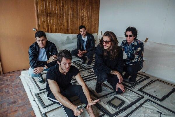 Esta es la tercera ocasión que la banda nacional Magpie Jay lleva su música a México. En ese país presentarán su más reciente video. Foto: Cortesía Magpie Jay.