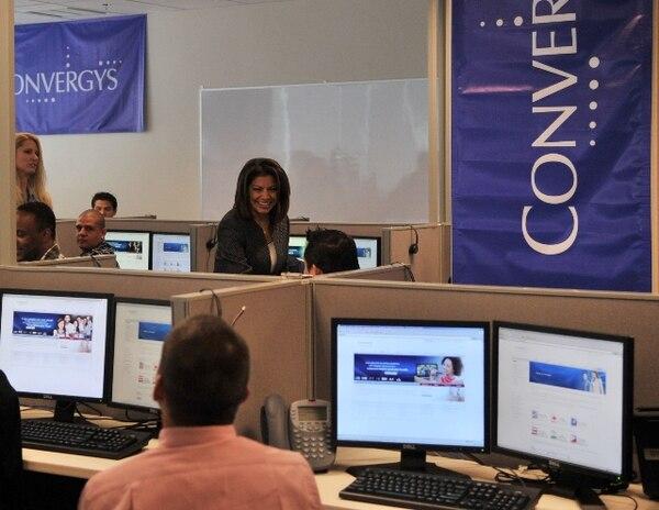 Convergys se expande en Costa Rica - 1