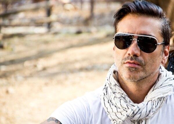 El artista mexicano Alejandro Fernández está a las puertas de estrenar disco.