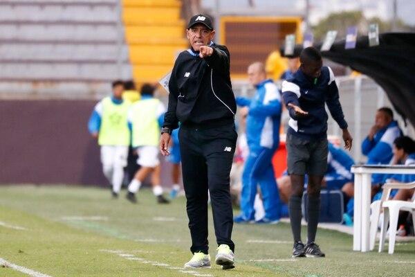 Marcelo Herrera, técnico de la Sub-20