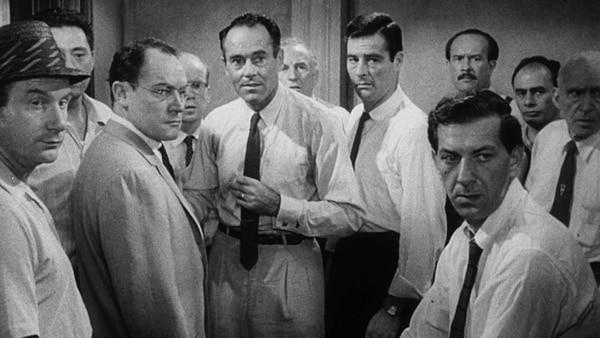 'Doce hombres en pugna', cinta que obtuvo varias nominaciones al Óscar en 1957. Archivo