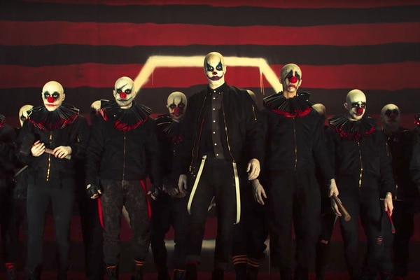 Las fobias a los payasos (coulrofobia) y a los agujeros (tripofobia) serán algunos de los elementos a explotar en la sétima temporada de American Horror Story