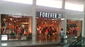 Forever 21 planea declararse en bancarrota el próximo domingo