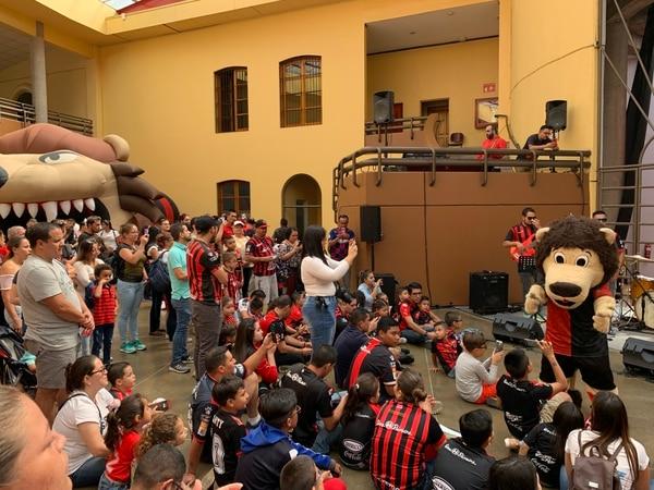 Este domingo habrá más actividades alusivas a la Liga en el Museo de los Niños. Fotografía: Fanny Tayver